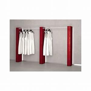 Barre De Penderie Ikea : penderie portant vidaxl porte v tements penderie portant double sur 4 roulettes 50212 ~ Preciouscoupons.com Idées de Décoration