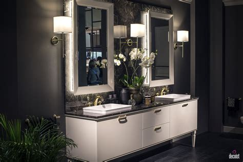 Contemporary Bathroom Mirrors Images by Reflection Of Style 20 Dashing Mirrors To Complete Your