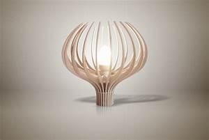 Lampe Design Bois : lampe fleur design id e d 39 image de fleur ~ Teatrodelosmanantiales.com Idées de Décoration