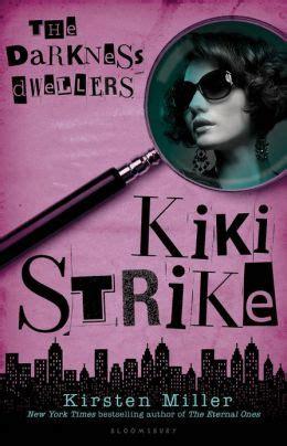 Bookshelves Of Doom Kiki Strike The Darkness Dwellers
