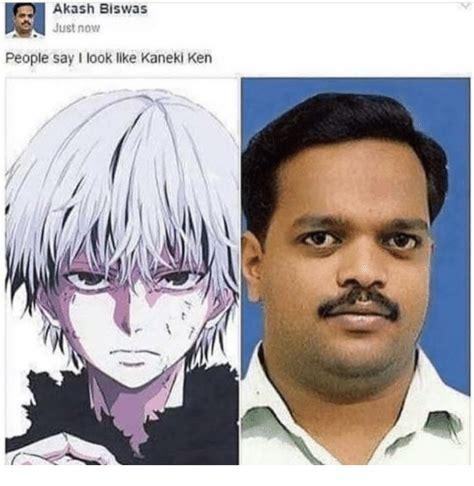 Akash Biswas Just Now People Say I Look Like Kaneki Ken