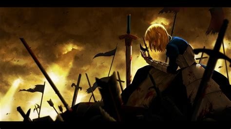 fate anime series viewing order saber fate zero anime fate series wallpaper 99315
