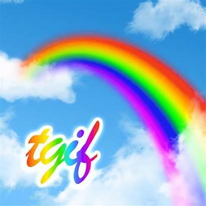 Rainbow Tgif Makeup Yay Fun Easy Strobing