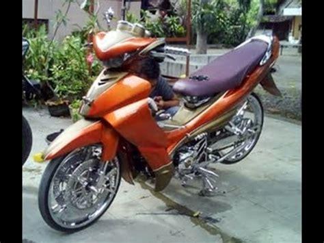 Modif Jupiter Z Orange by Modifikasi Jupiter Z Orange 2005 Modifikasi Motor Terbaru
