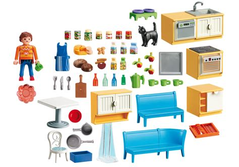 cuisine playmobil country kitchen 5336 playmobil united kingdom