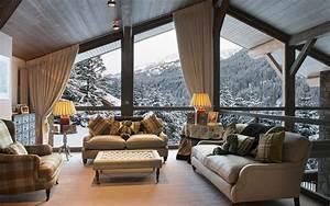 Come Arredare Una Casa In Montagna  Foto