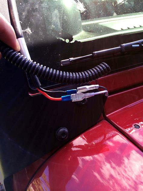 raxiom wrangler jk light bar installation wiring