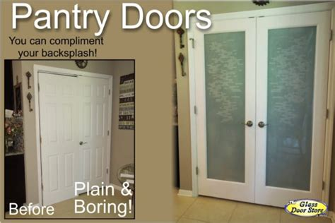 frosted glass pantry doors can be unique the glass door
