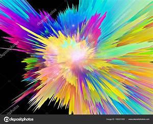 Color, Burst, Backgrounds
