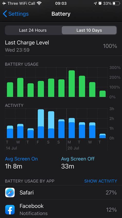 IOS 14 - iPhone 6S battery life   MacRumors Forums