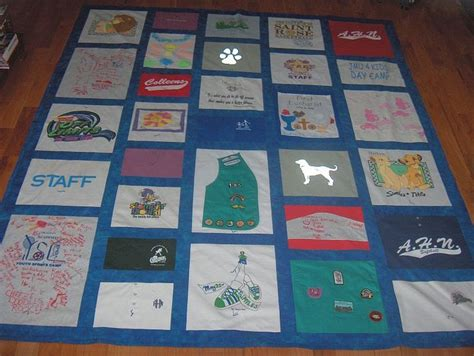 how to make a tshirt quilt for beginners a quilt out of t shirts how to make a shirt