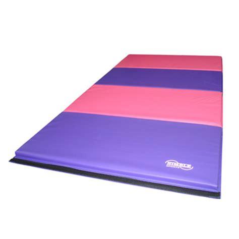 gymnastics mat ebay 8 39 x4 39 x1 3 8 quot pink purple gymnastics mat folding