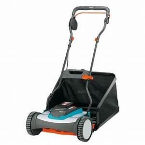 Gardena 4025 15 U0026quot  Cordless Electric Push