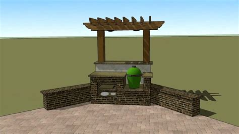 barbecuepergola model youtube