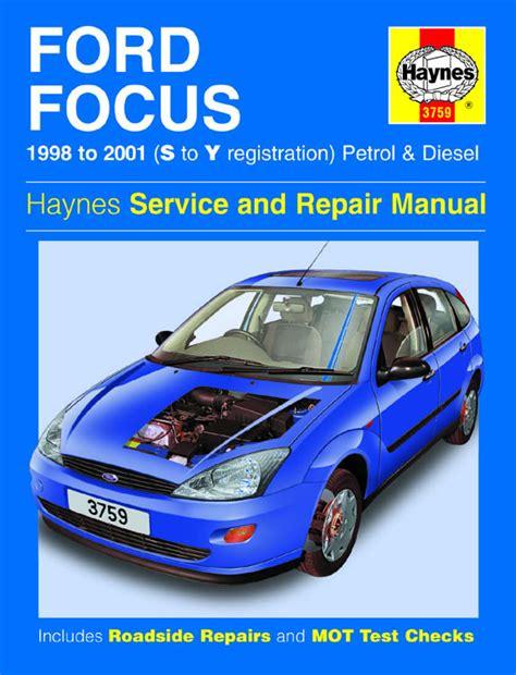 encontra manual ford focus titanium workshop manual