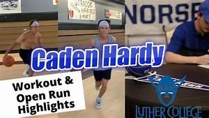 Caden Hardy Summer Workout And Open Run Highlights Part 1
