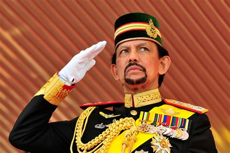 sultan hassanal the sultan of brunei the opulent world of hassanal