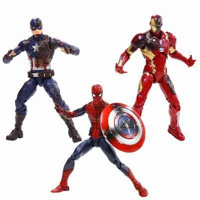 wars möbel toyblitz captain america civil war marvel legends battle