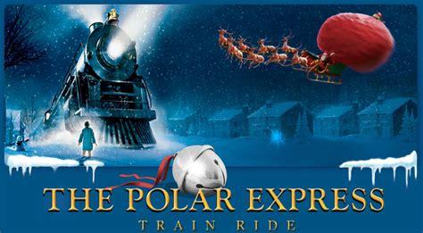 polar express train ride event locations
