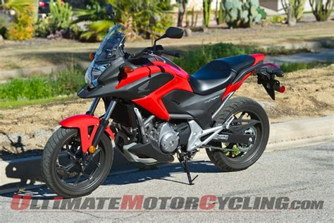 2014 Honda Nc700x Motorcycle Review