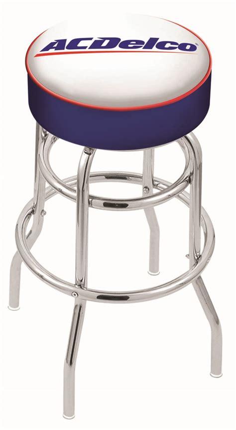 Acdelco Bar Stool W Automotive Logo Swivel Seat L7c1