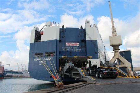 New Ro-ro/car Carrier Service For Middle East