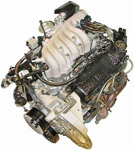 1990-1995 Ford Taurus V6 Ohv Engine