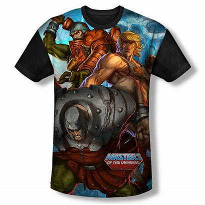 Heroes Villains Universe Masters Shirt Using