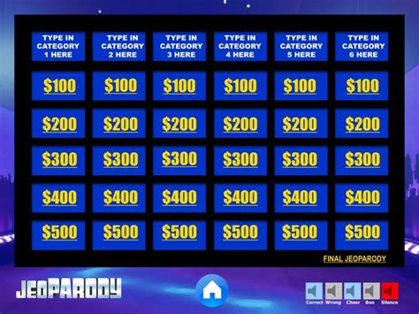 Deal Or No Deal Template Powerpoint Free Costumepartyrun