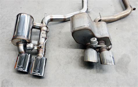 Maserati Exhaust maserati ghibli s q4 3 0i v6 410 hp 2013 gt 2017