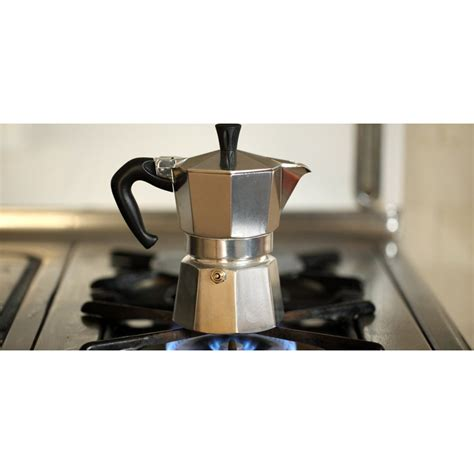 espresso coffee maker moka pot silver jakartanotebook