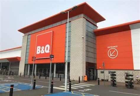 B&q Reveals New Look Milton Keynes Store