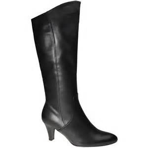 womens boots from uk gabor izzy black leather womens boots gabor from gabor shoes uk