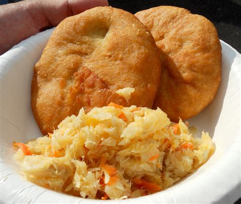 Bakes And Saltfish At Saint Lucian Creole Festival Nyc