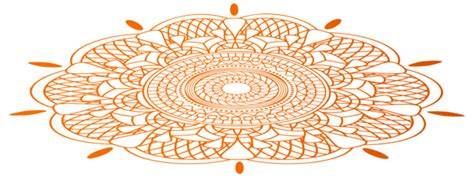Rangoli Decoration Design Png Image Free Download