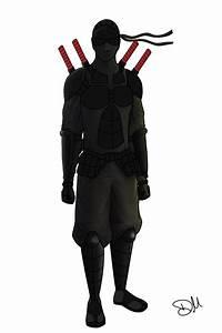Modern ninja (unfinished) by DenisMocanu on DeviantArt