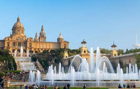 The Magic Fountain At Montjuic, Barcelona | Ticket Price ...