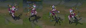 Surrender at 20: 11/19 PBE Update: Five new Champion skins ...