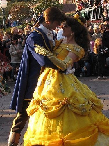 Beauty and the Beast Prince Disney World