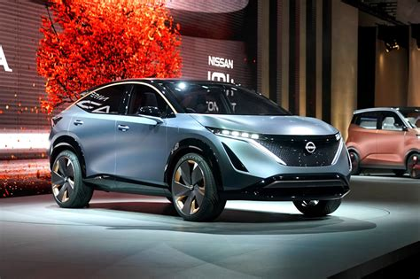 Sport utility vehicles (suvs) have existed since the last 1940s, though they didn't gain the popular name until the 1980s. Bold new Nissan Ariya is pivotal electric SUV with 310 ...