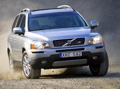 volvo xc prices reviews pictures kelley blue book