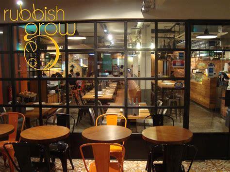 Zaffron Kitchen, East Coast Road ? Rubbish Eat Rubbish Grow