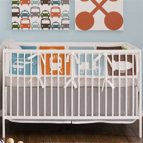 dwell studio crib bedding transportation