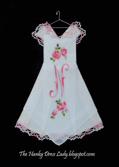 hanky dress hankie dress  hanky dress lady vintage
