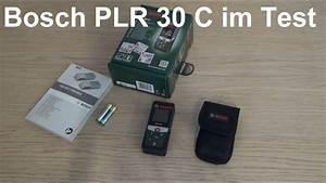 Test Laser Entfernungsmesser : bosch laser entfernungsmesser plr 30 c im test bosch plr 30 c youtube ~ Yasmunasinghe.com Haus und Dekorationen