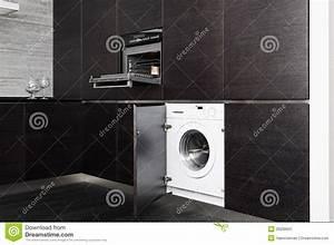 Waschmaschine In Der Küche : aufbauenin der waschmaschine und im kocher auf k che ~ Markanthonyermac.com Haus und Dekorationen