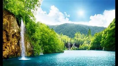 Peaceful Wallpapers Waterfall Pixelstalk Nature Well