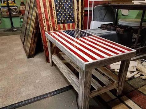 ft     tall epoxy top   metal inlay wood