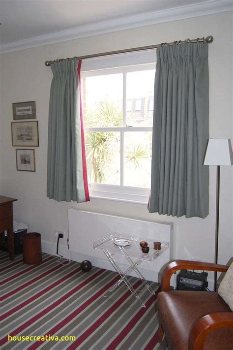 awesome curtains  short wide windows homedecoration