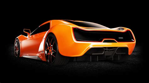 New Supercar by Cars And Classics 187 Trion Nemesis New Supercar For